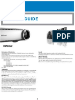 InFocus 640 Projector Manual