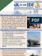 "Israeli Navy Boarded the ""Al-Karama"" - Eng"