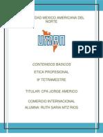 1 y 2 Unidad Programa Contenidos Basicos 1 Evaluacion