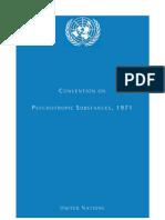 Convention 1971 en IACM