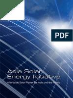 Adb Solar Energy Initiative