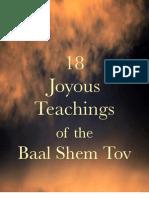 18Teachings_BaalShemTov