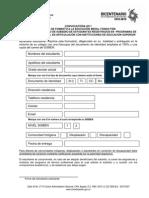 Formula Rio Solicitud de Subsidio de Estudiantes[1]