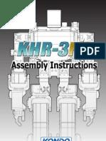 KHR 3HVAssemblyInstructions(en)20091221