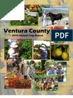 2010 Ventura County Crop Report
