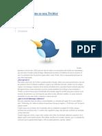 Manual Como Se Usa Twitter