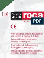 Instrucciones Arnés ARNASA EVO