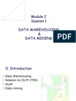 31325579 BIS M2 Data Warehousing and Data Mining