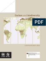 Carbon and Biodiversity Atlas