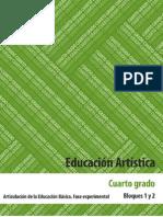 Educación Artística 4to grado