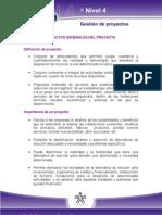 l1 Aspectos Generales Del Proyectos