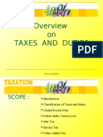 Fta_taxes Nd Duties