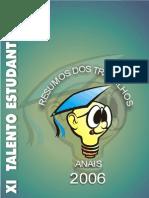 RESUMOS DE TRABALHOS - RECURSOS GENÉTICOS E BIOTECNOLOGIA