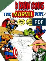 Como Dibujar Comics Estilo Marvel