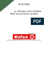 Win Task Web Book