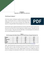 Dossier Riserve Petrolio E Gas Naturale Nella Regione Caspica