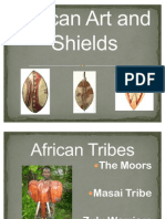 African Art and Shields
