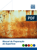 WEG Preparacao de Superficie Manual Portugues Br