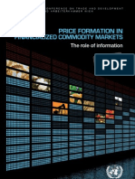 Price Formation in Financialized Commodity Markets