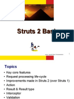 Struts 2 Basics