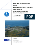 Final Evaluation Environmental Impact Statement for Sikorsky Memorial Airport