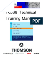 THOMPSON ITC008 Training Manual
