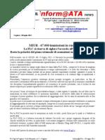 FLC Cagliari - Inform@ATA 20 Luglio 2011