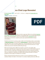 Manning-Lamo Chat Logs Revealed | Threat Level | Wired