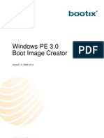 Windows Pe 3 0 Boot Image Creator