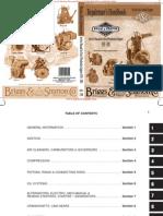 BRIGGS & STRATTON Repairman's Handbook for Older Engines 1919-1981 CE8069