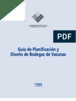 Guía de Planificación y Diseño Bodegas de Vacunas