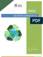 Gestion Ambiental 2011