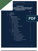 1. Chahuares - Memoria Descriptiva y Especificaciones