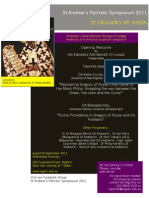 Symposium 2011 Final Poster