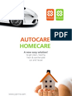 PRIMO Auto & Home Care Product Catalog