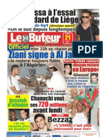 LE BUTEUR PDF du 21/07/2011