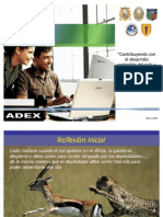 Presentación Red IDi Marzo 09  - ADEX