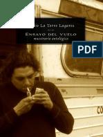 Ensayo Del Vuelo, Muestrario Poetico ELTL