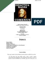 Comenius - Didatica Magna
