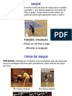 Saque Voleibol