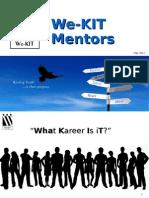 We-KIT Mentors July 2011