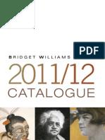 Bridget Williams Books - 2011/2012 Catalogue