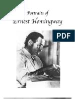 Portraits of Ernest Hemingway
