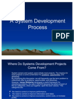 A System Development Process