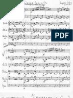 Raffaele Calace - Danza Spagnola - Per Orchestra a Plettro [Mandolino.mandola.mandoloncello.chitarra.basso][Spartiti.sheet Music.full Orchestra Score]