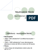 Agranulocytose.febrile