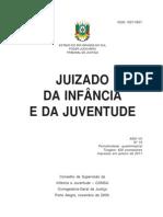 Juizado da Infância e Juventude Rio Grande do Sul 2011
