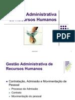 Gestao Administrativa de Recursos Humanos[1]