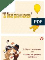 20DicasparaoSucesso