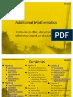Add Math Rivision